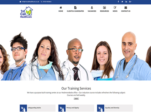 Website Design & IT services Bradford & Leeds